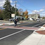 Brookfield wraps up streetscape phase two